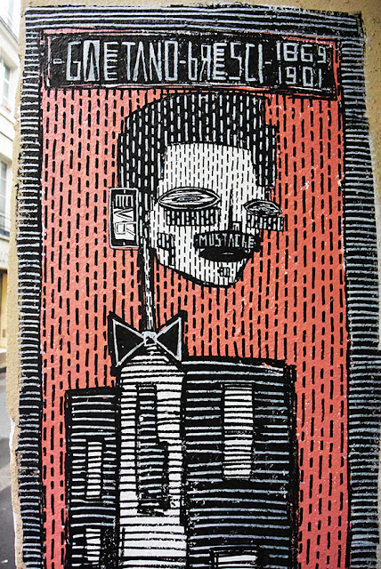 alo - aloart - london - paris - artist - urban expressionism - urban art - street art - instaart - Gaetano Bresci