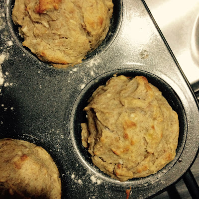 free recipe for banana muffins