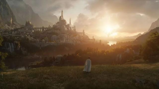 Première image pour le Seigneur des anneaux made in Amazon !