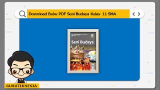 download ebook pdf  buku digital seni budaya kelas 11 sma/ma