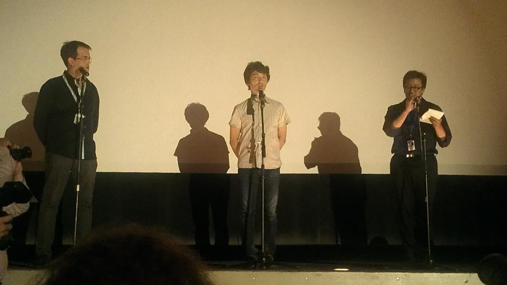 """Library Wars"" director Shinsuke Sato"