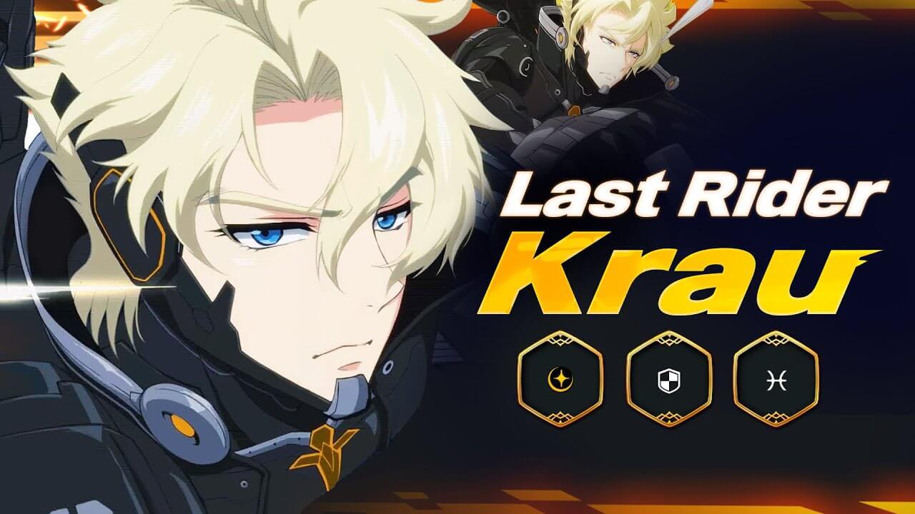 Last Rider Krau