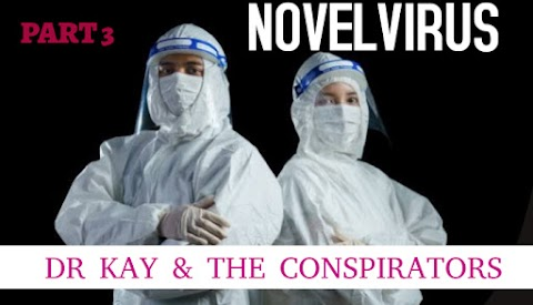 NOVELVIRUS - Dr Kay and the Conspirators.