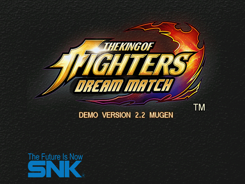 MUGEN PLAYER: THE KING OF FIGHTERS DREAM MATCH