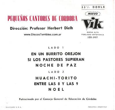 Pequeños Cantores de Córdoba