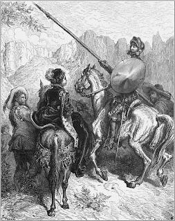 La utopía de la edad dorada en Don Quijote 2, El discurso a los cabreros, Ancile