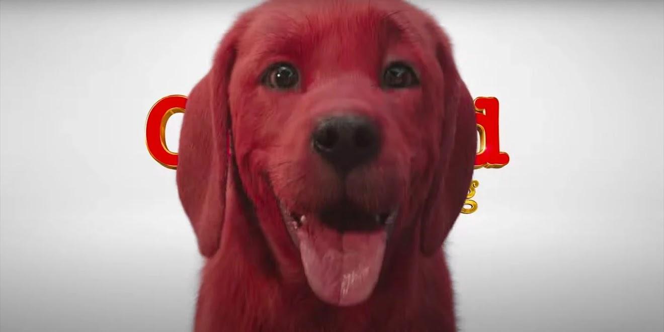 """""""Clifford, o Gigante Cão Vermelho"""""""