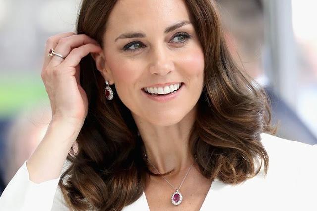 Mewahnya Perhiasan Kate Middleton Pemberian Mertua