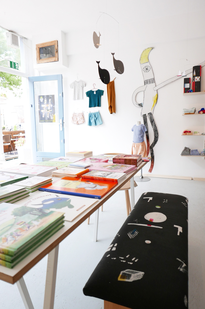 Tas-ka store MINI in The Hague run by Jantien Baas and Hester Worst