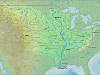 نهر المسيسبي Mississippi River