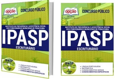 Apostila concurso IPASP Piracicaba 2017