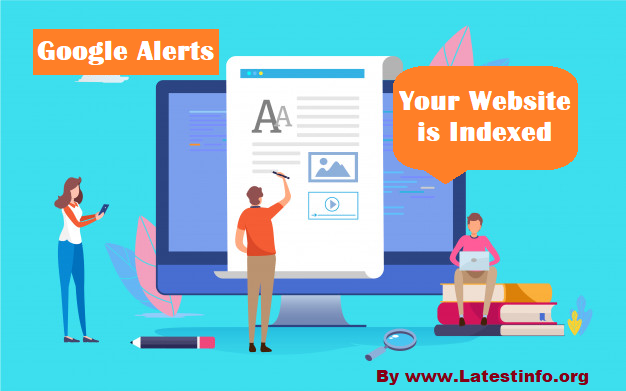 How to Get Alerts When Google Index New Post?