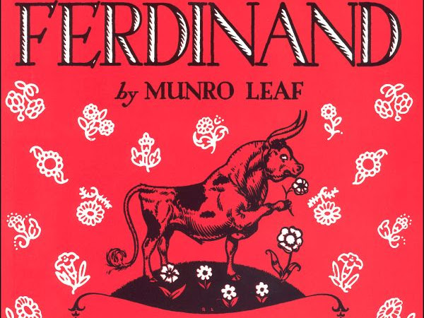 The Story of Ferdinand {& Scheduling Five in a Row}