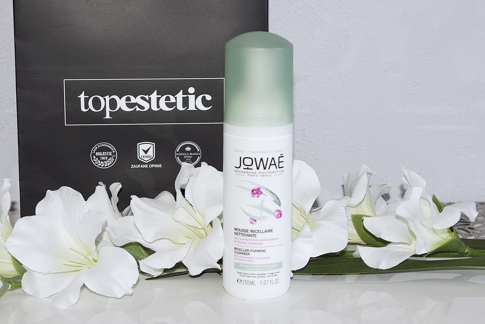 Jowae Micellar Foaming Cleanser