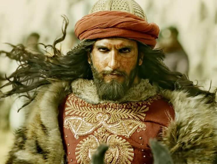 Ranveer Singh New Look Padmavati