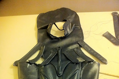 Cosplay Armor Pattern Making