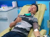 Alami Pendarahan, Relawan Ramai-Ramai Donorkan Darahnya Untuk Nazia
