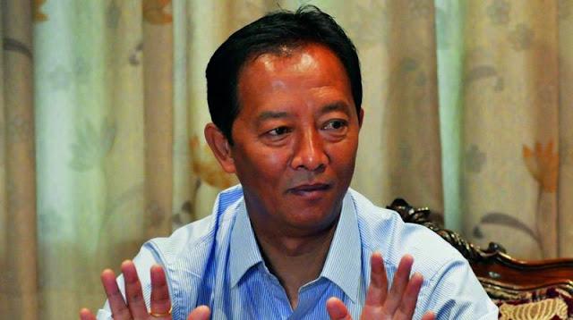 president Binay Tamang