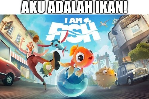 cara cheat game i am fish android pc xbox
