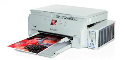 Epson Colorio EP-706Aドライバーのダウンロード