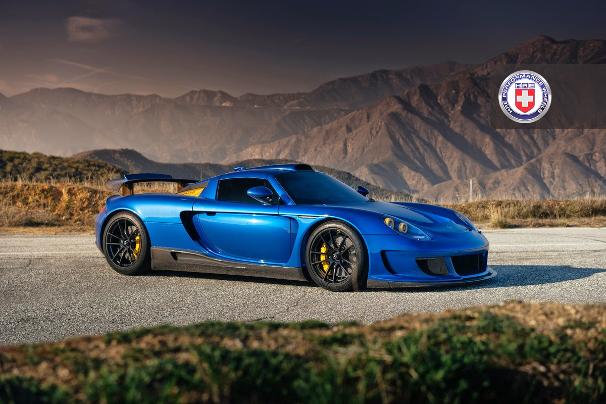 Gemballa Mirage Gt >> Gemballa Mirage Gt On Hre Performance Wheels