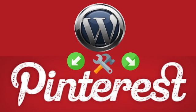 Sosyal Paylaşım platformu Pinterest web sitesine, Wordpress web site linki nasıl eklenip, Pinterest site onayı alınır?
