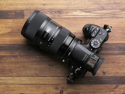 Panasonic GH4 + Kiopon EF-MFT AF + Sigma 18-35mm F1.8 DC HSM