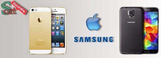 iPhone 5S mi? Galaxy S5 mi?