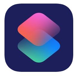 iOS 捷徑APP