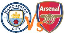 Tebak Skor Berhadiah Manchester City vs Arsenal