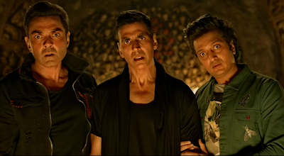 Housefull 4 Trailer Released