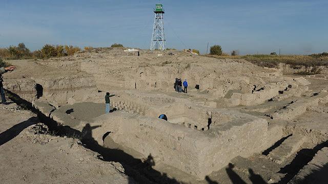 Υδραγωγείο του 2ου αιώνα ανακαλύφθηκε στο Artashat της Αρμενίας
