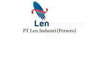 Lowongan Kerja BUMN PT LEN (Persero) Bulan Mei 2021