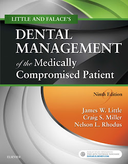 Little and Falace's Dental Management of the Medically Compromised Patient 9th Edition