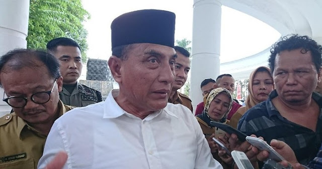 Gubsu Edy Kesal Banyak 'Sok' Dokter Gegara Corona: Jadi Habis Jahe!