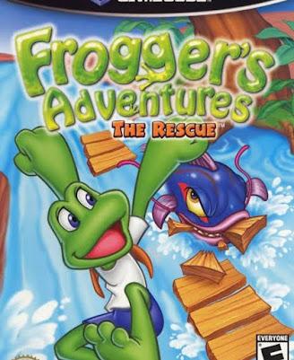 Frogger's Adventures