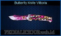 Butterfly Knife Vittoria