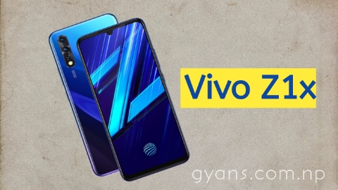 Vivo Z1X launched: Attractive design and good-enough specs