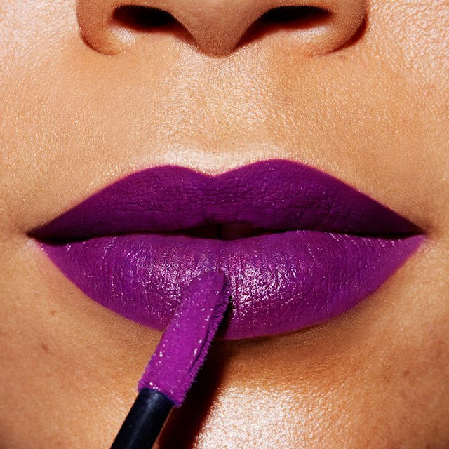 tendenza rossetto viola purple lipstick make-up trend beauty trend tendenze beauty primavera 2017 beauty blog italiani beauty blogger italiane