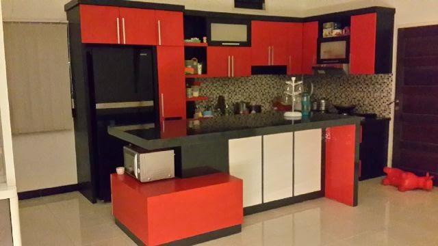 Kitchen Set Balikpapan Jasa Pembuatan Kitchen Set Balikpapan