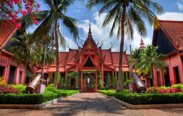 Museu Nacional do Camboja (Phnom Penh)