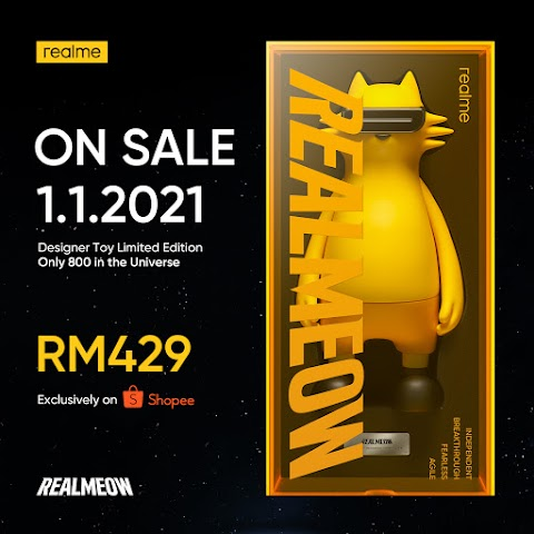 BE THE OWNER OF REALMEOW FROM 1ST OF JANUARY 2021 ONWARDS, ONLY 800 UNITS AVAILABLE IN THE UNIVERSE