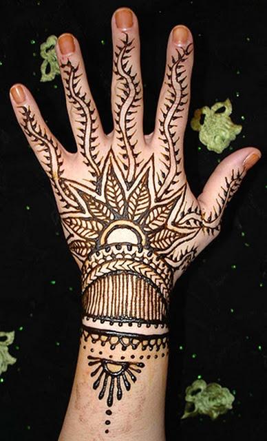 Hoipyr Mehndi Designs For Hands For Beginners