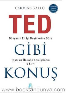 Carmine Gallo - Ted Gibi Konuş