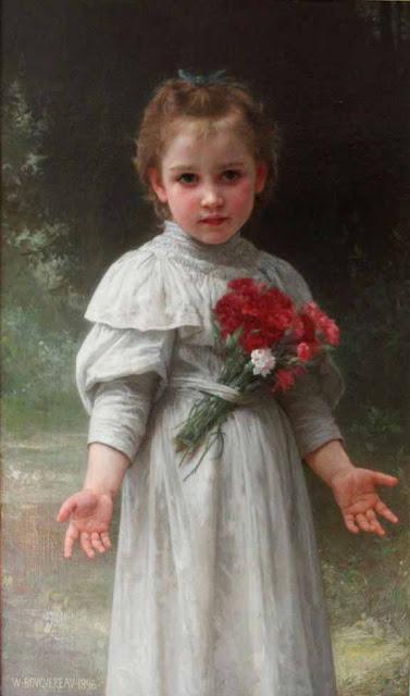Адольф Вильям Бугро - Ивонна (1896)