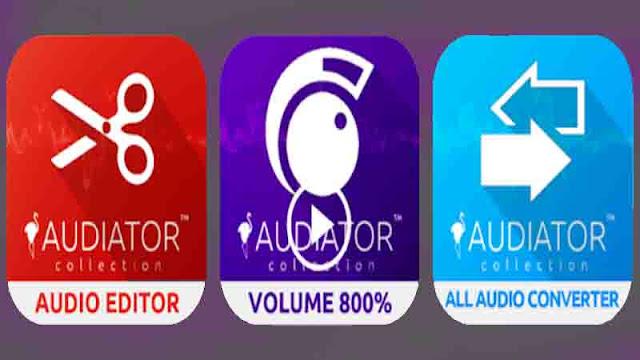 أفضل تطبيق AUDIATOR BOOSTER لرفع صوت الهاتف الى %800