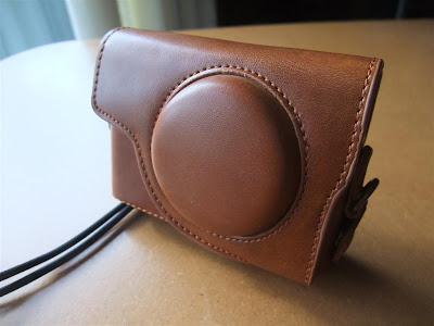 Canon S95 camera full leather case, cost, price