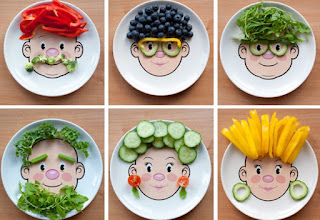 توعية غذائية للأطفال