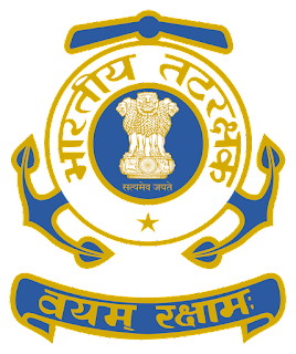 Indian Coast Guard Navik (DB) Recruitment 2019.