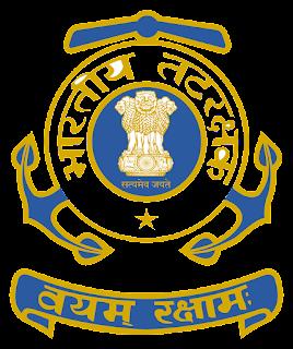 Indian Coast Guard Navik (DB) Recruitment 2019.